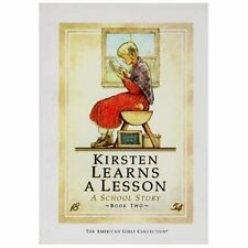 Kirsten Learns a Lesson (American Girl) Shaw, Janet Paperback