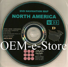 2007 2008 2009 Toyota Solara / Camry / Camry Hybrid Navigation DVD Map 100% OEM