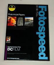 Fotospeed Digital Contact Film A4 10