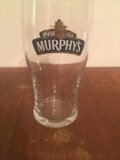 Murphys Irish Stout Glass Drinks Home Bar Drip Tray Man Cave Pub Restaurant