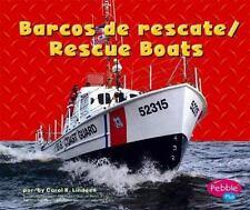 Barcos de rescateRescue Boats (Maquinas maravillosasMighty Machines) (-ExLibrary