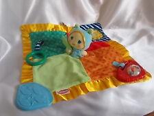 Doudou d'activités, papillon (personnage) Playskool, Blankie/Lovey/Newborn toy