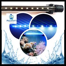 RECENT RCT 30CM 16 LED AQUARIUM LAMP SUBMERSIBLE FISH TANK NANO LIGHT RGB BLUE