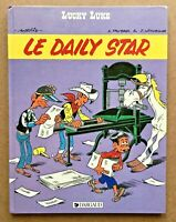 BD LUCKY LUKE Le DAILY STAR - EO 1984 / Morris - Univers Spirou Tintin Pilote BE