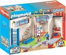 Playmobil City Life 9454. Gimnasio. Más de 5 años. 130 piezas