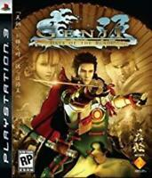 Genji Days Of The Blade Playstation 3 Game PS3 Used