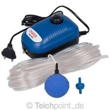 OSAGA MK-9501 Teichbelüfter - Set, Luftpumpe Koi Teich Aquarium Belüfter