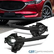 For 17-19 Mazda CX5 CX-5 LED Fog Lights Driving Bumper Lamps w/Switch Left+Right