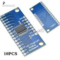 10PCS CD74HC4067 16-Channel Analog Digital MUX Breakout Board Module Arduino