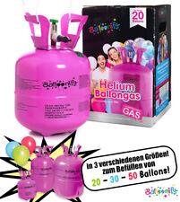 Balloonify Ballongas Helium für bis zu 50 Ballons (00003)