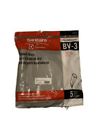 5 Pack Sanitaire BV-3 Backpack SC530,SC535 Premium Allergen Vacuum Cleaner Bags