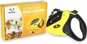 Retractable Dog Leash with Break and Lock Button - Free eBooks - Premium Qualit