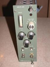Nuclear Data Canberra Oxford Nd570 Adc Nim Plug In Rack Module Ortec Free Samph