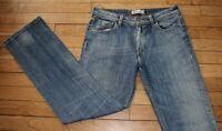 LEVIS 627 Jeans pour Femme W 30 - L 30 Taille Fr 40 STRAIGHT FIT (Réf #S033)