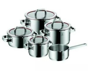 WMF Topfset Function 4 5tlg 0760356380 must have! Absoluter Hingucker!