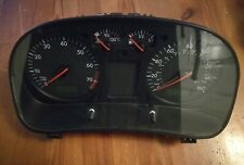 VW GOLF MK4 160 MPH SPEEDO PETROL CLOCKS DASH GAUGES 1J0920925A GTI V5.