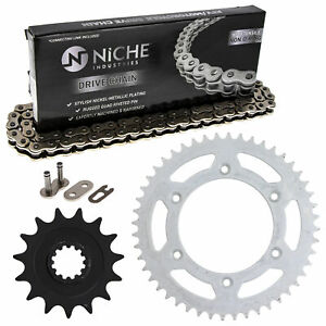 Sprocket Chain Set for Husaberg FE550E 15/48 Tooth 520 Front Rear Kit Combo
