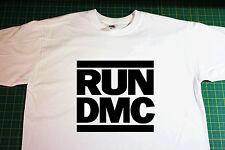 Run DMC T Shirt Black print Size Extra Large