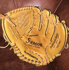 "Glovesmith Shadow Made In USA. 12""  New. Baseball Softball Glove.  Very Nice!"