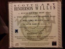 Scott Henderson Gary Willis Tribal Tech Sampler RARE PROMO CD Relativity