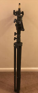 Photography Light Convertible Boom Stand Tripod Transformer Pat No 5449138