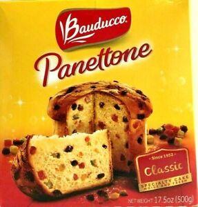 Bauducco Panettone Classic Specialty Cake Moist & Fresh 17.5 oz