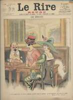 Journal Le RIRE Rouge, édition de guerre N° 192 du 20 juillet 1918