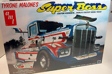 AMT 1/25 Tyrone Malone's Super Boss Kenworth Drag Truck Plastic Model Kit 930