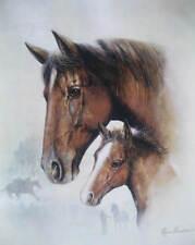 Ruane Manning horse colt 2 print