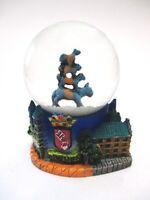 Bremen Schneekugel 6 cm Stadtmusikanten Souvenir Germany Snowglobe Neu