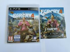 Far Cry 4: Limited Edition - PS3 Game - PlayStation 3 - Free, Fast P&P!
