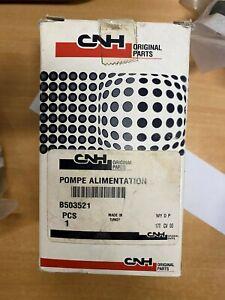 CASE IH/ NEW HOLLAND PUMP FEED PART NO. B503521