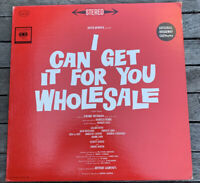I Can Get It For You Wholesale Orig Broadway Cast LP 1962 Vinyl Record Streisand