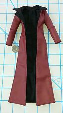 ZC Girl Carol Greatcoat 1/6 Toys Dragon Trench Over Coat female women