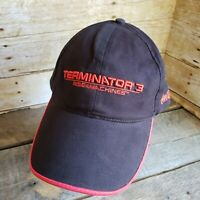 2003 TERMINATOR 3 Rise Of The Machines Hat Movie Promo Cap Arnold Film T-800 T3