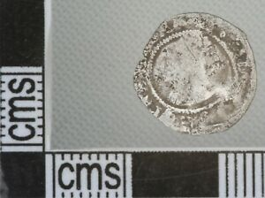 Great Britain England Elizabeth I Penny Silver Hammered Coin 1559-1602