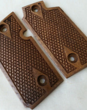 Walnut Wood Grips, Classic Checkering - Will fit Sig Sauer P238
