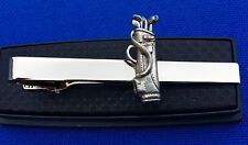 Golf Bag Tie Clip Golf Bag With Clubs Great Gift Idea For The Golfer