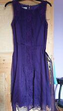 Purple monsoon dress