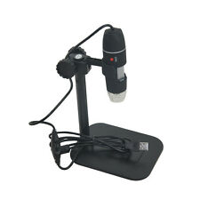 50X a 500X USB LED Microscopio digitale HD Desktop elettronico Lente D'ingrandimento Endoscop
