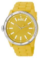 EDC by Esprit Rubber Starlet - Happy Yellow EE100922013 Analog  Silikon Gelb