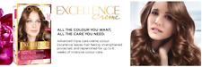 L'Oreal Paris Excellence Natural Hair Dye Creme All Colors Pro-Keratin Collagen