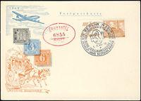 BERLIN 1949, Zusammendruck W 5, auf FDC, Mi. 60,-