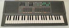 Vintage Yamaha Portasound PSS 460 Portable Keyboard / Synthesizer 49 Keys Works