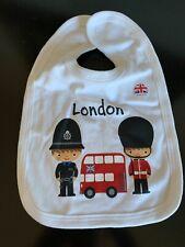 Nwot-London Baby Bib