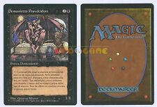 MTG MAGIC Demonietto Provocatore - Nettling Imp 1ª Ed. Ita Revised FBB 1994 MINT
