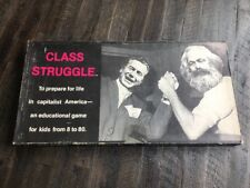 Class Struggle Board Game - 100% Complete!