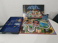 Hotel MB Spiele 1986 Schwarze Ausgabe - Spiel Brettspiel - unvollständig