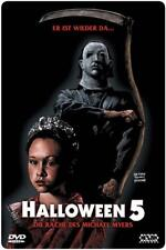 Halloween 5 , The Revenge of Michael Myers , 3D-Holocover Metalpak , uncut , NEW
