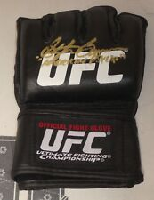 Stephan Bonnar Signed Official UFC Fight Glove BAS COA Ultimate Fighter TUF 1